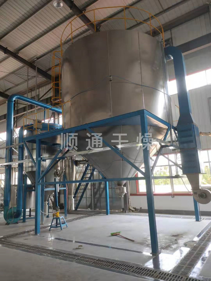 济南氧化铝喷雾干燥机